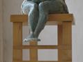 Rzezba-ceramika_0023_zamyślony-anioł